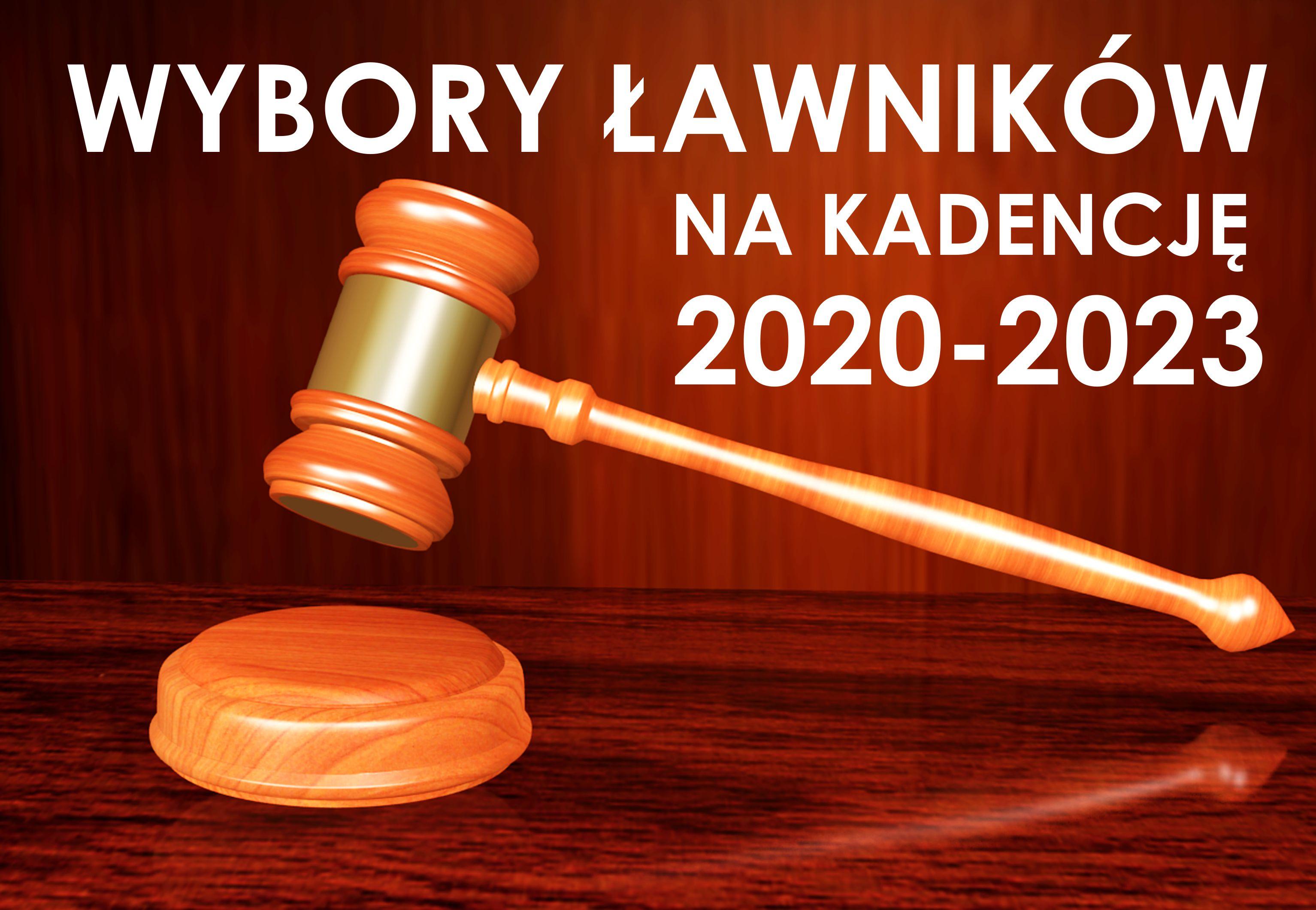 Wybory Ławników 2019